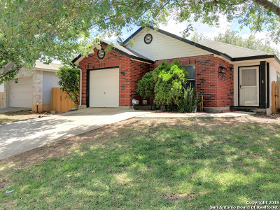 San Antonio Single Family Home Back on Market: 7554 Bluestone Rd