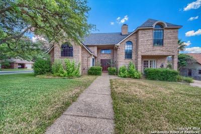 San Antonio Single Family Home Price Change: 8502 Lavenham
