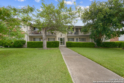 San Antonio Condo/Townhouse Back on Market: 217 W Silver Sands Dr #2