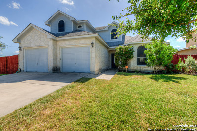 San Antonio Single Family Home New: 12202 7th Tee Circle
