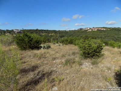 Boerne Residential Lots & Land Back on Market: Lot 106 Blue Diamond