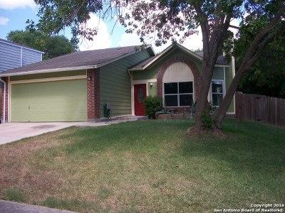 San Antonio Single Family Home Back on Market: 7710 Gallant Ridge Dr