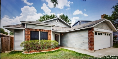 San Antonio TX Single Family Home Back on Market: $163,500