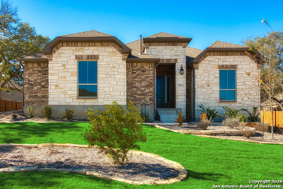 Boerne Single Family Home New: 28931 Bearcat