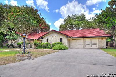 Windcrest Single Family Home New: 706 Golfcrest Dr