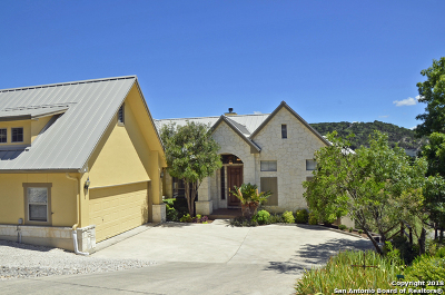 Boerne Single Family Home New: 202 Tapatio Dr W