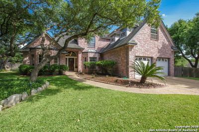 San Antonio Single Family Home Price Change: 18306 Indian Laurel
