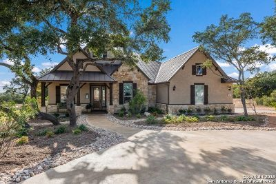 New Braunfels Single Family Home Price Change: 5715 High Forest Dr