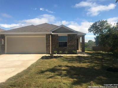 New Braunfels Single Family Home New: 2949 Field View