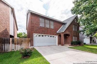 Single Family Home New: 16722 Stoney Glade