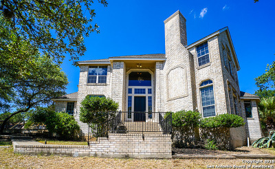 San Antonio Single Family Home New: 24813 Rock Bend Ln