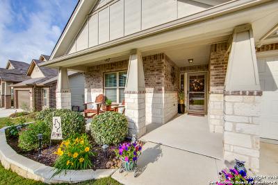 Schertz Single Family Home New: 5495 Devonwood St