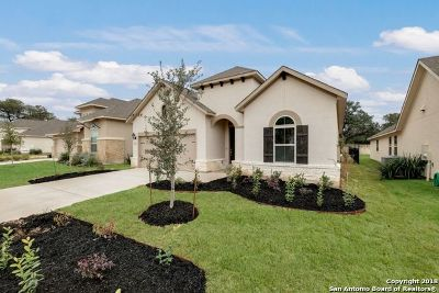 Boerne Single Family Home New: 107 Escondido