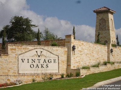 New Braunfels Residential Lots & Land New: Lot 849 Tramonto