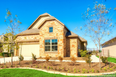 Boerne Single Family Home New: 9935 Barefoot Way