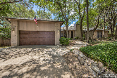 San Antonio Single Family Home Back on Market: 3018 Hanging Ledge
