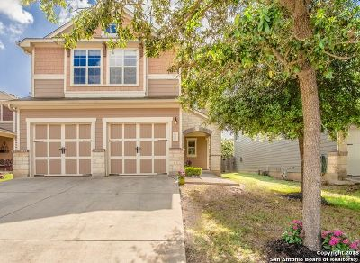 Boerne Single Family Home New: 225 Horse Hill