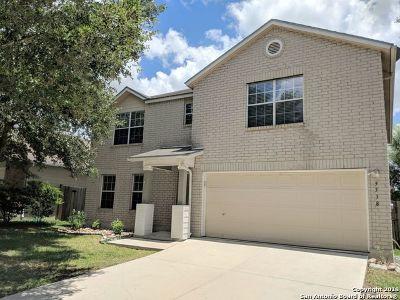 Schertz Single Family Home New: 3338 Whisper Haven
