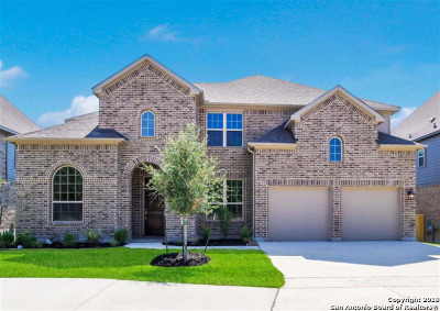 San Antonio Single Family Home New: 25518 River Ledge