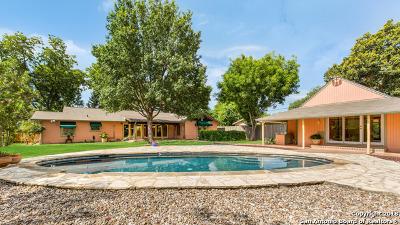 San Antonio Single Family Home New: 2703 Albin Dr
