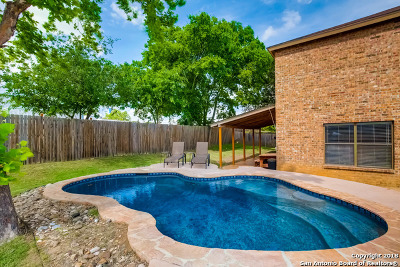 San Antonio Single Family Home New: 15015 Sue Ellen Circle