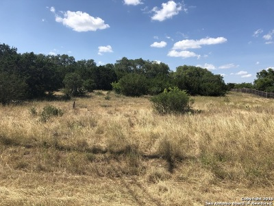 New Braunfels Residential Lots & Land New: 1120 Pinnacle Pkwy