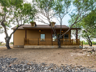 Atascosa County Single Family Home Price Change: 2239 Strawberry City Rd
