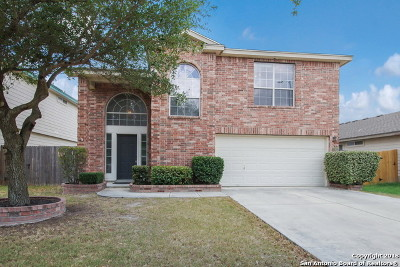 San Antonio Single Family Home New: 9927 Sandlet Trail