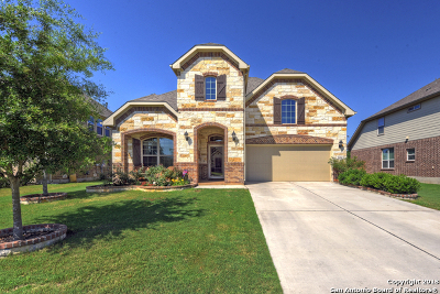 Schertz Single Family Home For Sale: 10205 Sparkle Pt
