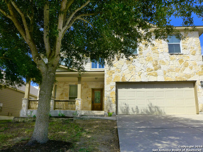 Cibolo Single Family Home New: 128 Brookshire
