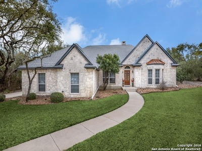 San Antonio Single Family Home New: 4420 Wind Valley
