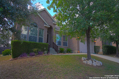 San Antonio Single Family Home New: 3227 Gazelle Range
