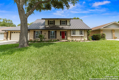San Antonio Single Family Home New: 2719 Oak Leigh St