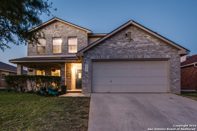 Bexar County Single Family Home New: 1720 Creek Knoll