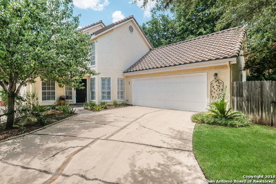 San Antonio Single Family Home New: 7 Cottesmore Ct