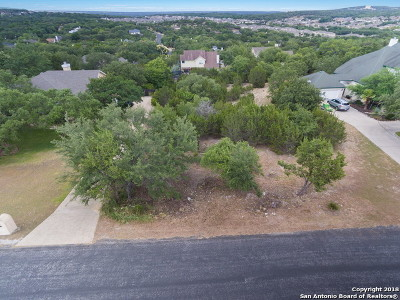 San Antonio Residential Lots & Land New: 527 Breathless View St