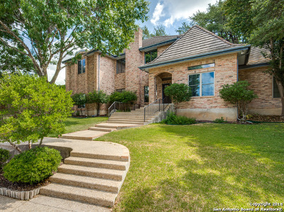 San Antonio Single Family Home New: 13634 Bluffcircle