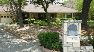San Antonio Single Family Home New: 13410 Lobelia St