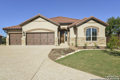 San Antonio Single Family Home New: 1107 Via SE Villa