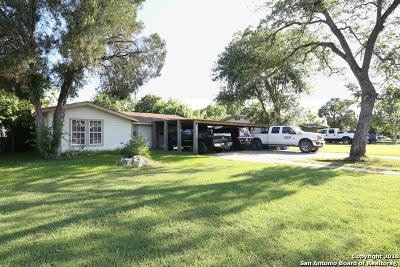 San Antonio Single Family Home Price Change: 342 E Palfrey Dr