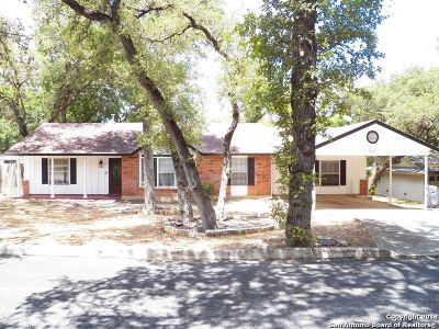 San Antonio Single Family Home New: 3607 Rock Creek Run St