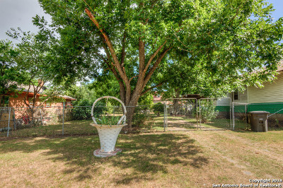 San Antonio Residential Lots & Land New: 1402 Nolan St
