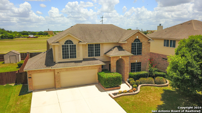 Cibolo Single Family Home For Sale: 721 Sarazen Ct