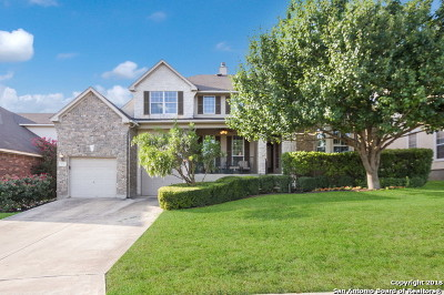 San Antonio Single Family Home New: 915 Queens Oak