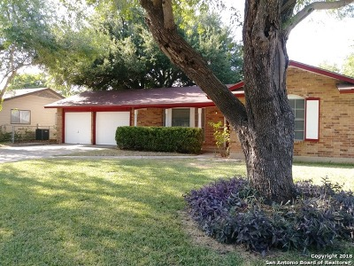 Kirby Single Family Home Active Option: 5207 Happiness St