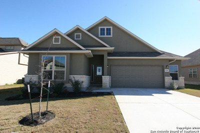 Schertz Single Family Home New: 4496 Winged Elm