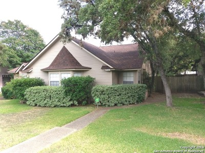 San Antonio Single Family Home New: 9532 Stillforest