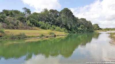 Hondo Residential Lots & Land For Sale: Masonic Springs Rd