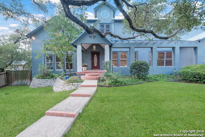 San Antonio Single Family Home New: 9114 Fairland St