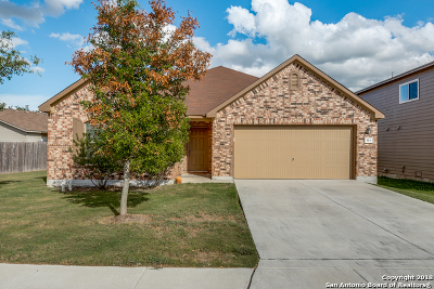 Cibolo Single Family Home For Sale: 113 Gatewood Bay